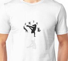 dance manequine people Unisex T-Shirt