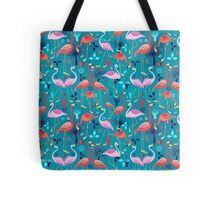 beautiful pattern lovers flamingo Tote Bag
