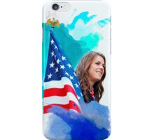 USWNT IPhone Case (Kelley O'Hara) iPhone Case/Skin