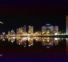 Buenos Aires by night, Argentina by Atanas Bozhikov Nasko
