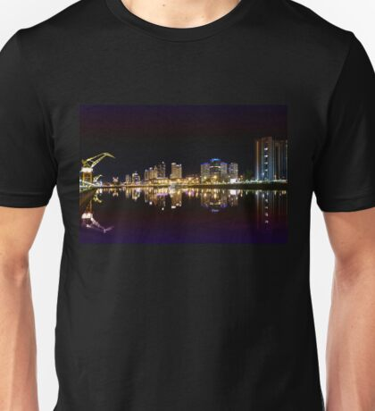 Buenos Aires by night, Argentina Unisex T-Shirt