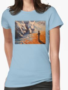 The Good Shepherd Womens Fitted T-Shirt