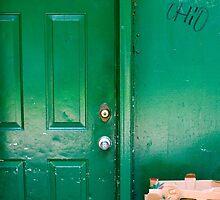 Green by Jessica Dzupina