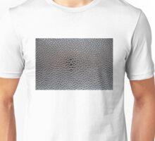Silver cellular background Unisex T-Shirt
