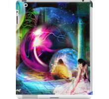 Way Station in the Multiverse iPad Case/Skin