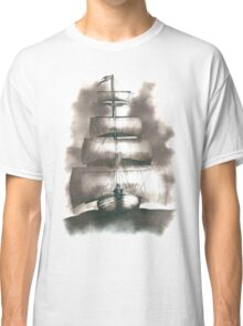 Sailing in the storm Classic T-Shirt