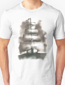 Sailing in the storm T-Shirt