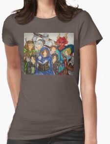 The Dungeon Master & Vox Machina T-Shirt