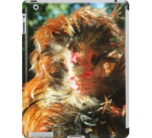 Spike the Firebird - Frizzled Polish Rooster iPad Case/Skin