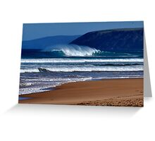 Surf's Up..... Greeting Card