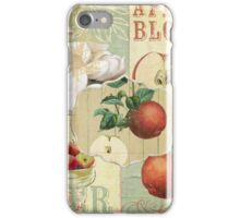 Apple Blossoms IV iPhone Case/Skin