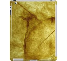 Dry Leaf iPad Case/Skin