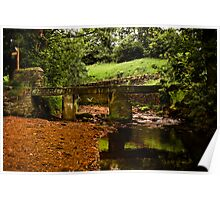 Old Wycoller Bridge Poster