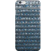 Seamless Metallic Background  iPhone Case/Skin