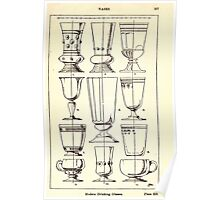 A Handbook Of Ornament With Three Hundred Plates Franz Sales Meyer 1896 0373 Vases Modern Drinking Glasses Poster