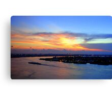 Wake up New Orleans Canvas Print
