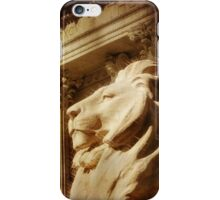Lion in the Sun iPhone Case/Skin