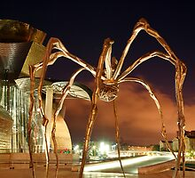 Maman at Night by John Gaffen