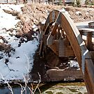 Roaring Fork Bridge by phil decocco