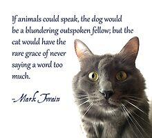 If Animals Could Speak by Mbublitz