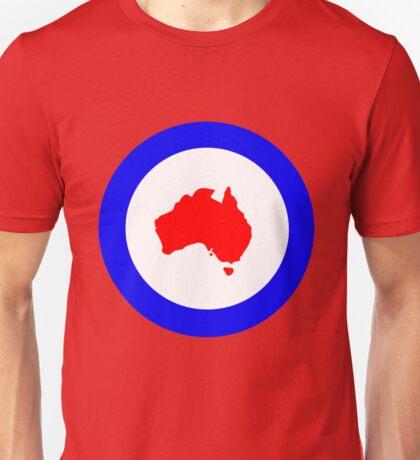 Mod Australia Target Unisex T-Shirt