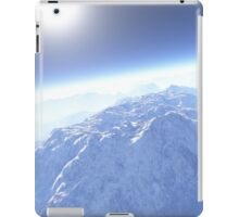 Skyscraper Mountains iPad Case/Skin