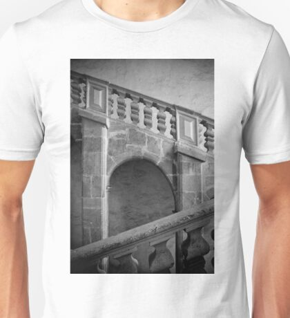 Narbonne stairway Unisex T-Shirt