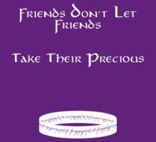 Friend Series - The Precious by cobra312004