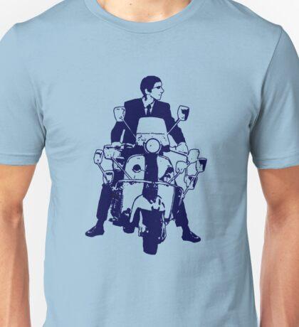 Scooter Rider 4 Unisex T-Shirt