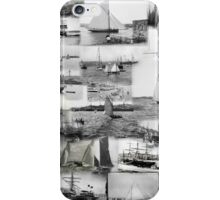Classic Sailboats iPhone Case/Skin
