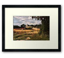 Claas Framed Print