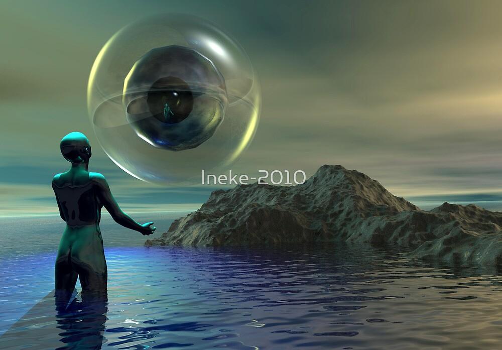 Eye In The Sky by Ineke-2010