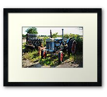 Fordson Major Framed Print