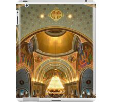 Arches, Arches, Arches iPad Case/Skin