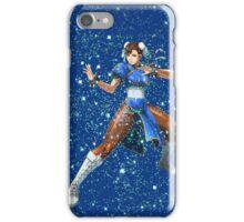 Street Fighter Chun Li Stars iPhone Case/Skin