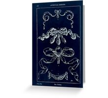 A Handbook Of Ornament With Three Hundred Plates Franz Sales Meyer 1896 0138 Ribbon Inverted Greeting Card