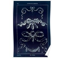A Handbook Of Ornament With Three Hundred Plates Franz Sales Meyer 1896 0138 Ribbon Inverted Poster