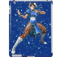 Street Fighter Chun Li Stars iPad Case/Skin