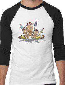 Voodoo Masters Men's Baseball ¾ T-Shirt
