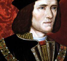 King Richard III of England Sticker