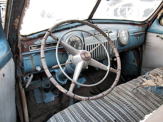 1942 Cadillac Series 61 Coup - Sneak Peek by © Bob Hall
