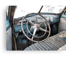 1942 Cadillac Series 61 Coup - Sneak Peek Canvas Print