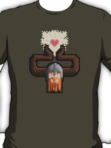 Norseman: Woolly's Heart T-Shirt
