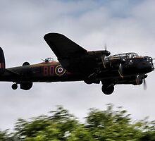 Avro Lancaster Bomber by PhilEAF92