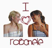 I love Robchele by leamgleek