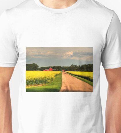 """""""Growing for Gold"""" Unisex T-Shirt"""