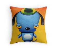 Dog Gone It Throw Pillow