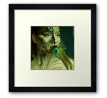 Hera Framed Print