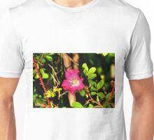 Wild Prairie Rose Unisex T-Shirt