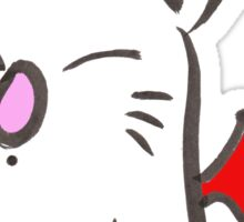 Final Fantasy Mog Sticker
